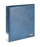 Lindner 3503-B Ringbinder PUBLICA LS-blau - Altro Materiale