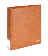 Lindner 3503-H Ringbinder PUBLICA LS-hellbraun - Altro Materiale