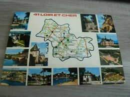 DEPARTEMENT DU LOIR-ET-CHER - MULTI-VUES - - Blois