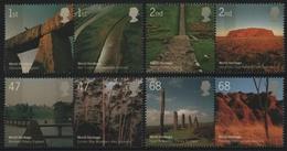 Großbritannien 2005 - Mi-Nr. 2300-2307 ** - MNH - Natur - Landschaften - 1952-.... (Elizabeth II)