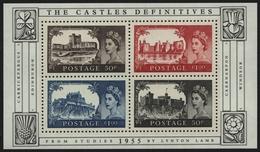 Großbritannien 2005 - Mi-Nr. Block 23 ** - MNH - Burgen / Castles - 1952-.... (Elizabeth II)