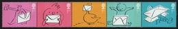Großbritannien 2004 - Mi-Nr. 2180-2184 ** - MNH - Grußmarken - 1952-.... (Elizabeth II)