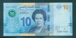 Tunisie 2020- Billet De 10 Dinars (Dr Taouhida B Cheik 1909-2010 Et Poterie) - Tunisia