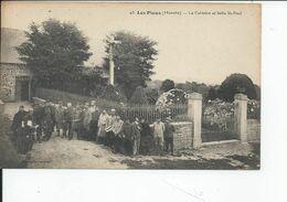LES PIEUX  Le Calvaire Et Salle St Paul - Altri Comuni