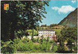 Gf. ANDORRA-LA-VELLA. Emisora Radio Andorra. 128 - Andorra