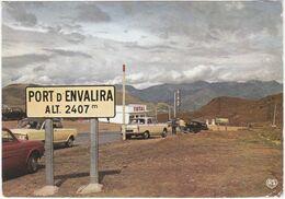 Gf. Le Sommet Du Col D'ENVALIRA à  Fra-Miquel. 167 - Andorra