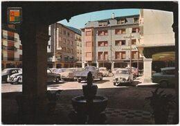 Gf. ANDORRA-LA-VELLA. Plaça De Les Arcades, Vista Parcial. 1503 - Andorra