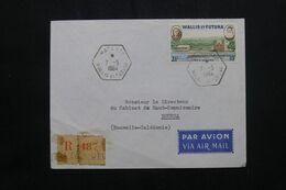 WALLIS ET FUTUNA - Enveloppe En Recommandé De Mata Utu Pour Nouméa En 1964  - L 71914 - Covers & Documents