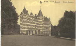 Uccle   Château  Brugmann - Ukkel - Uccle