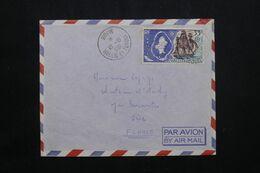 WALLIS ET FUTUNA - Enveloppe De Sigave Pour La France En 1961 - L 71915 - Covers & Documents