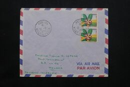 WALLIS ET FUTUNA - Enveloppe De Mata Utu Pour Nouméa En 1958 - L 71917 - Storia Postale