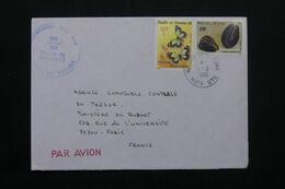 WALLIS ET FUTUNA - Enveloppe De Mata Utu Pour La France En 1990 - L 71918 - Covers & Documents