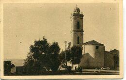 -2A-CORSE- PIANA - Place De L'Eglise - Andere Gemeenten
