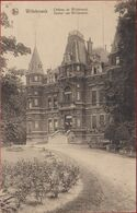 Willebroeck Willebroek 1928 Kasteel Van Chateau De - Aan Patisserie Renaux Hal Halle - Willebroek