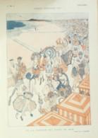 VALLEE ARMAND-LA PASSION Des BAINS De MER-1921 - Dessins