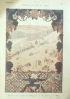 VALLEE ARMAND-LA FETE Du PINARD, TEMPS Des VENDANGES-1922 - Dessins