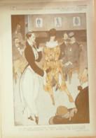 VALLEE ARMAND-MAISON ERNESTINE, MODE De PRINTEMPS-1926 - Dessins