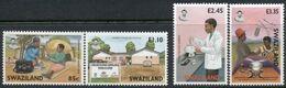 Swaziland 2004, AIDS Prevention, MNH Stamps Set - Swaziland (1968-...)