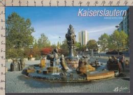 107033GF/ KAISERSLAUTERN Mit Figur Kaiser Barbarossa - Kaiserslautern