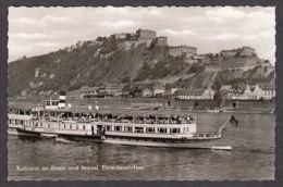 75243/ KOBLENZ Und Mosel, Ehrenbreitstein - Koblenz