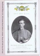 "Ireland Cork 1920 Archbishop Mannix Memorial Picture Postcard, Coloured Lithographed ""CARTA POSTA"" - Unclassified"