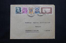 ALGÉRIE - Enveloppe De Constantine Pour La France En 1947 - L 71956 - Lettres & Documents
