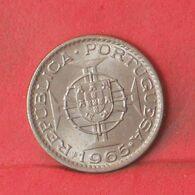 MOZAMBIQUE 2,5 ESCUDOS 1965 -    KM# 78 - (Nº37687) - Mozambique