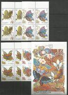 4x SOMALIA - MNH - Animals - Insects - Butterflies - Mariposas