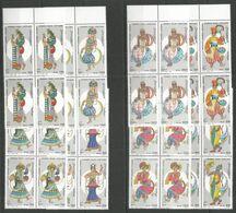 4x SOMALIA - MNH - Cultures - Arabian Tales Costumes - Kostums