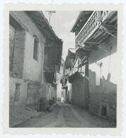 Une Rue D'Aoste. Aosta. Italie. Italia. - Luoghi