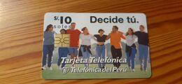 Phonecard Peru - Peru