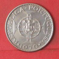 MOZAMBIQUE 10 ESCUDOS 1970 -    KM# 79b - (Nº37692) - Mozambique