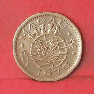 MACAU 10 AVOS 1976 -    KM# 2a - (Nº37693) - Macao