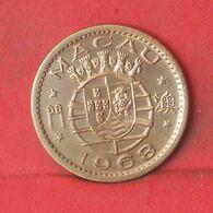 MACAU 10 AVOS 1968 -    KM# 2a - (Nº37694) - Macao