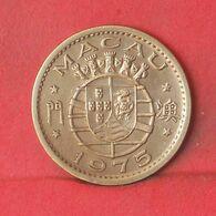 MACAU 10 AVOS 1975 -    KM# 2a - (Nº37695) - Macao