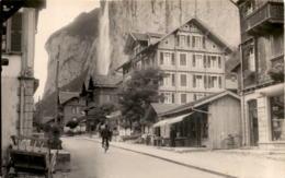 Lauterbrunnen - Hotel-Pension Oberland - BE Berne