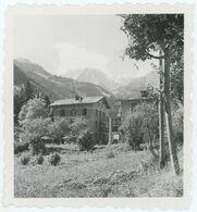 Auberge Monte-Bianco Au Pré-Saint-Didier. Vallée D'Aoste. Italie. Italia. - Luoghi