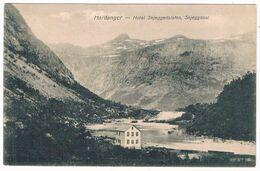 SC-2176   HARDANGER : Hotel Skjeggedalstos - Norway