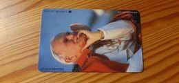 Phonecard Germany O 749 07.96. - Pope John Paul II. 1.300 Ex. - O-Series : Series Clientes Excluidos Servicio De Colección