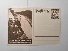Deutsches Reich  Postkarte - Allemagne