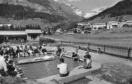 Leukerbad Thermal Fussbad - VS Wallis