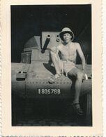 Photo (6,5 Cm X 10 Cm) : Matériel Militaire - Char Blindé Renault LAFFLY (BP) - Krieg, Militär