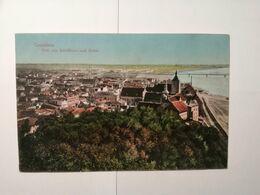 Deutsches Reich  Postkarte Graudenz 1915 - Cartas