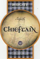 RUDGATE BREWERY  (YORK, ENGLAND) - CHIEFTAIN - PUMP CLIP FRONT - Uithangborden