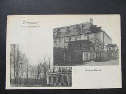 AK TATTENDORF B. BADEN 1915 ///  D*45889 - Baden Bei Wien