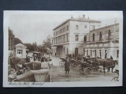 AK BADEN Bahnhof Ca.1920 ///  D*45897 - Baden Bei Wien