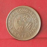 HONG KONG 50 CENTS 1979 -    KM# 41 - (Nº37714) - Hongkong