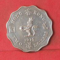HONG KONG 2 DOLLARS 1975 -    KM# 37 - (Nº37716) - Hongkong