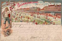 Blankenberghe, Belgique, 1899. (Blankenberge). - Blankenberge