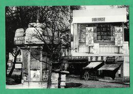 33 Gironde Blaye Ancien Et Nouveau Kiosque à Journaux - Blaye